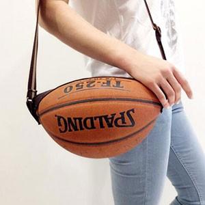 Sac ballon basket Reversible Slow design