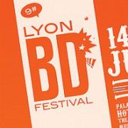Lyon Bd festival logo