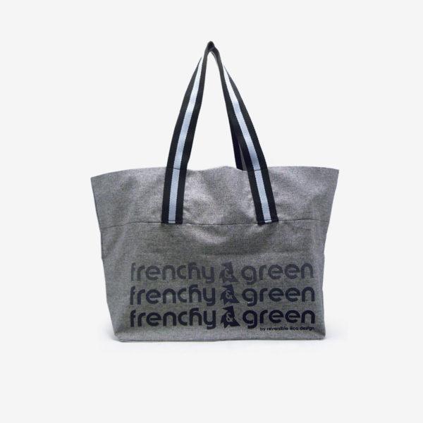 sac cabas en toile recyclée