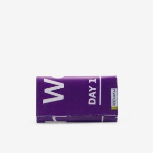 Portefeuille Sakabillet violet