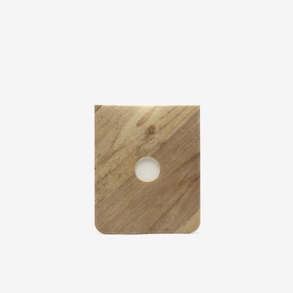 Housse ipad en sol vinyle recycle reversible eco design