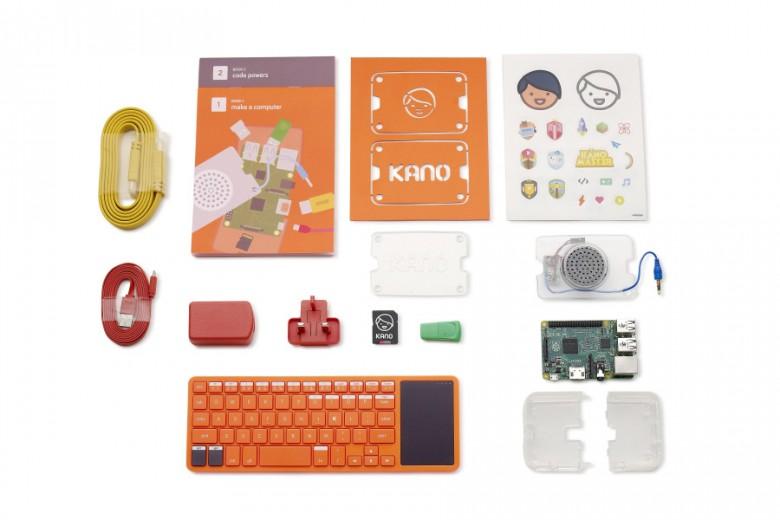 Ordinateur en kit par Kano - Slow Life - Merci
