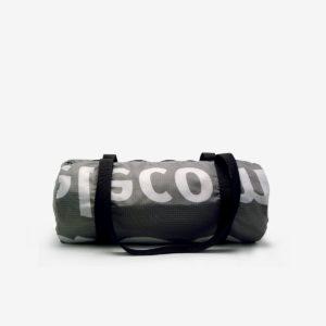 Sac sport affichage publicitaire recycle reversible eco design