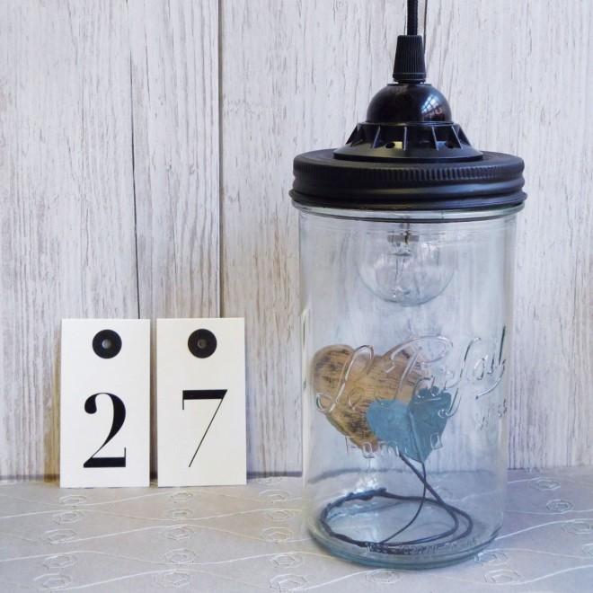 lampe bocal le parfait recyclee reversible eco design