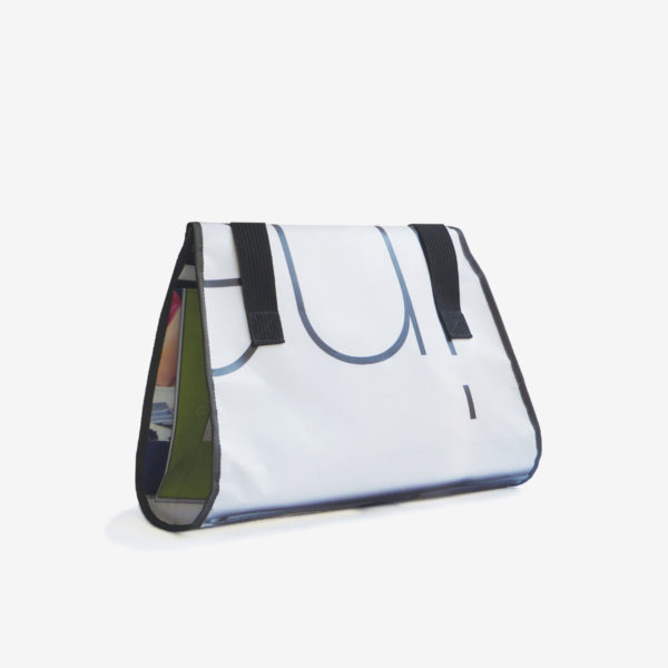 sac en bache publicitaire recyclee reversible made in france dos
