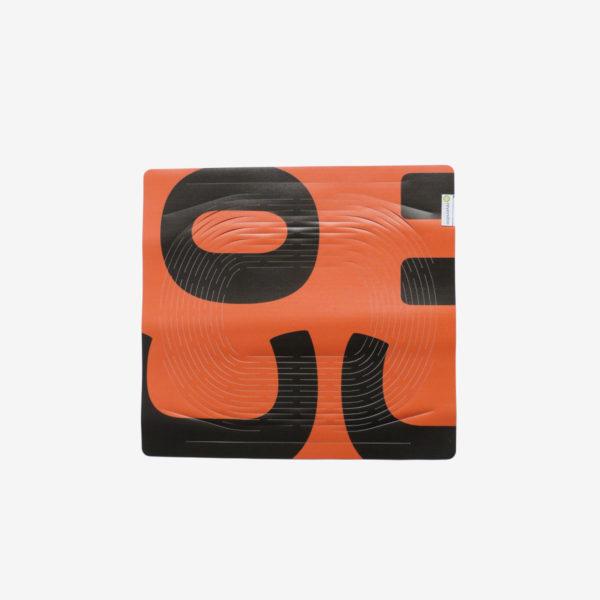 sac filet rouge en bache publicitaire-recyclee reversible eco design