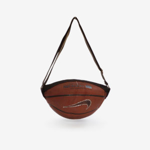 sac ballon de basket recycle reversible upcycling