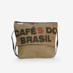 sac toile de jute cafe reversible eco design