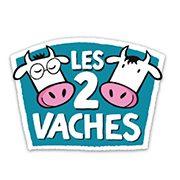 LES 2 VACHES logo