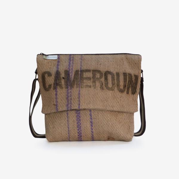 cameroun besace toile de jute sac de café