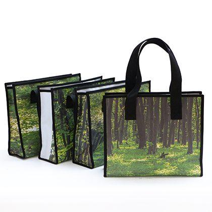 upcycling reversible eco design pour l'arbre vert