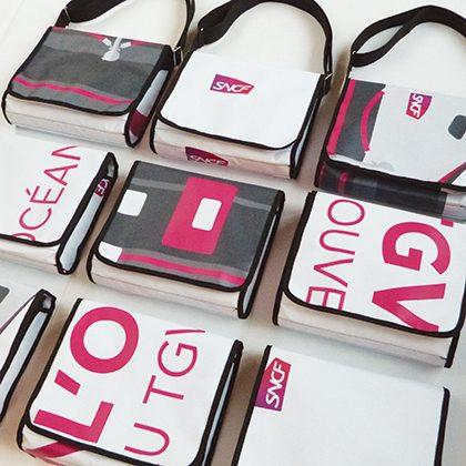 upcycling reversible eco design pour la sncf