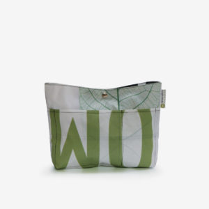 sac à poches en bâche publicitaire reversible 1