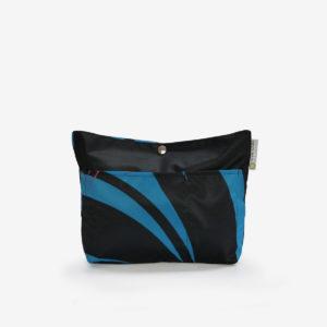 sac à poches en bâche publicitaire reversible 2