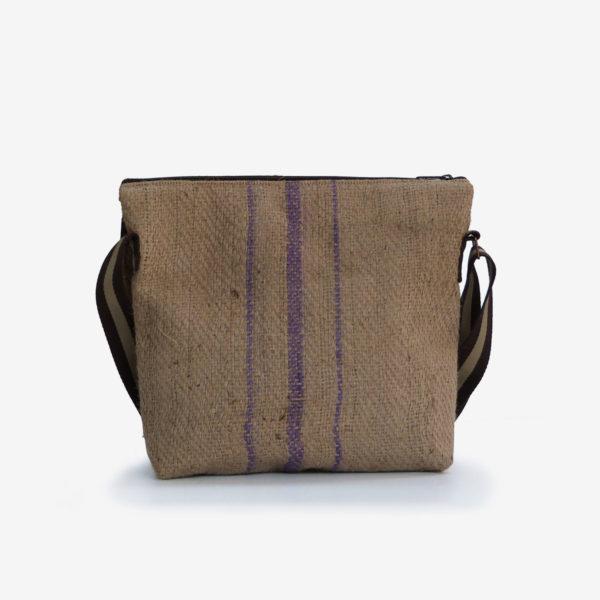 dos sac en toile de café design by reversible