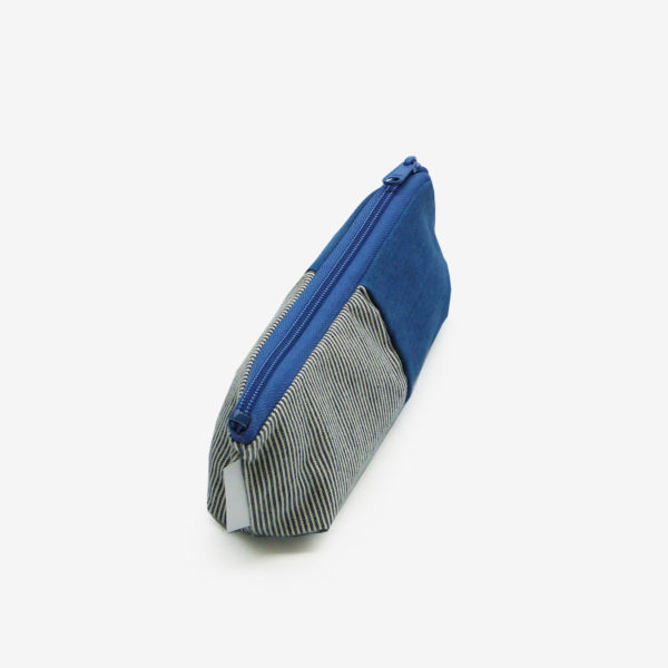 dos 02 trousse ecolier toile jean recyclee reversible eco design