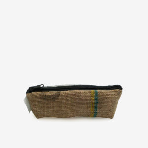 10 trousse en toile recyclee reversible upcycling