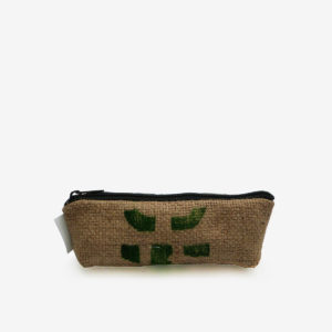 11 trousse en toile recyclee reversible upcycling