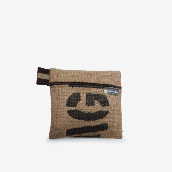 Trousse en toile de sac de transport de café