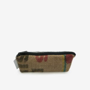 14 trousse en toile recyclee reversible upcycling