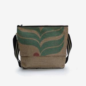 03 besace toile de jute sac de cafe reversible upcycling