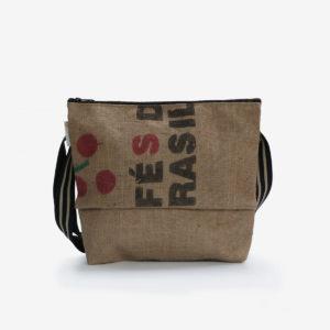 04 besace toile de jute sac de cafe reversible upcycling