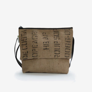 06 besace toile de jute sac de cafe reversible upcycling