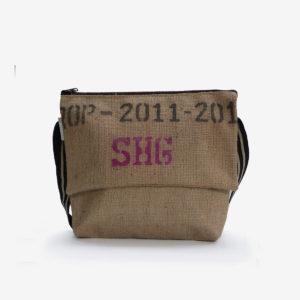 SHG besace toile de jute sac de café