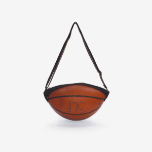 14 sac en ballon de basket recycle reversible upcycling