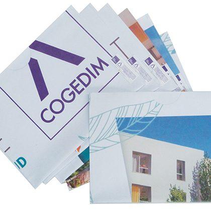 upcycling bache publicitaire cogedim par reversible eco design