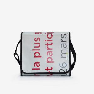 10 upcycling sac en bache publicitaire reversible