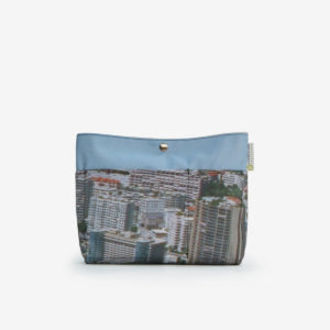 trousse en toile publicitaire reversible made in france