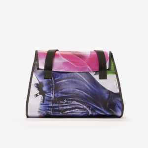 15 sac week end en bache publicitaire recyclee reversible made in france