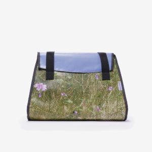 16 sac week end en bache publicitaire recyclee reversible made in france