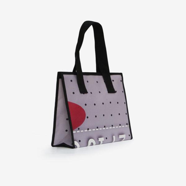 dos 39 sac en bache publicitaire recycle reversible eco design
