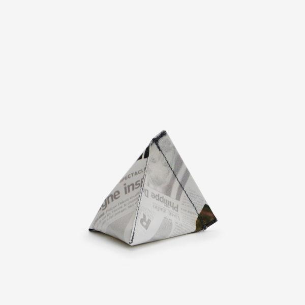 10dos porte monnaie bache publicitaire reversible upcycling
