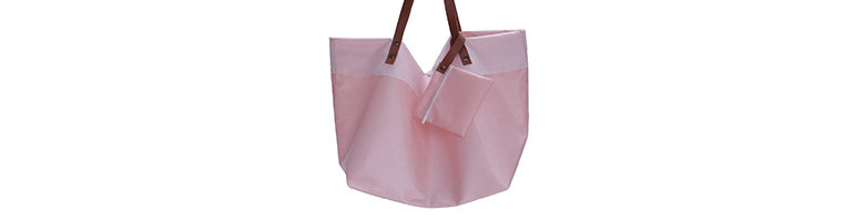 sac en toile airbag upcycling reversible eco-design
