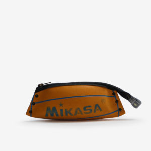 trousse en ballon de waterpolo orange