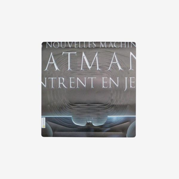 Sac filet pliable en bâche publicitaire Batman