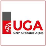 UNIV GRENOBLE logo