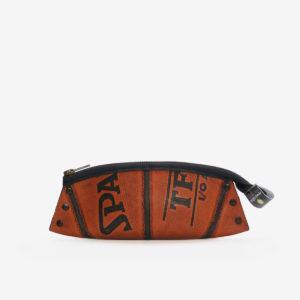 25 Trousse en ballon de basket Spalding.