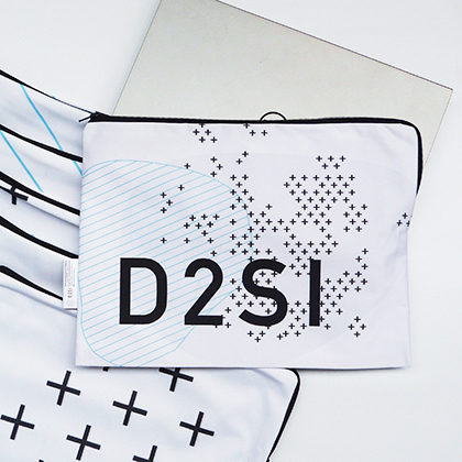 upcycling des toiles publicitaires de D2SI