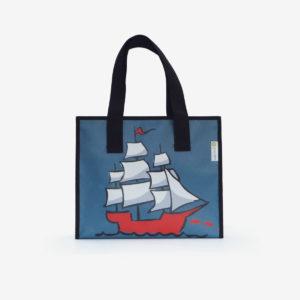44 sac cabas en bâche publicitaire pirate