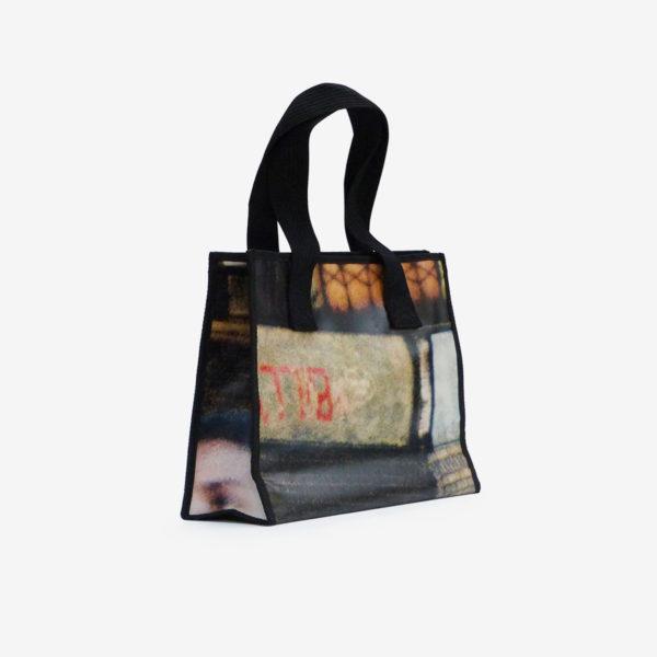 47 dos de sac cabas en bâche publicitaire