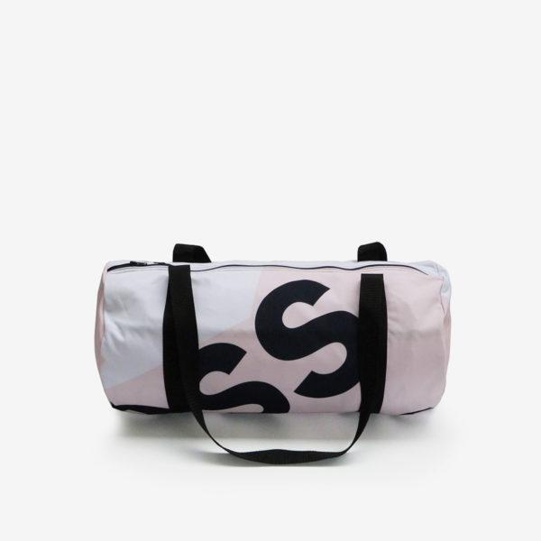 18 sac de sport en toile publicitaire.