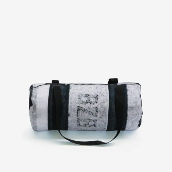 20 sac de sport en toile publicitaire.