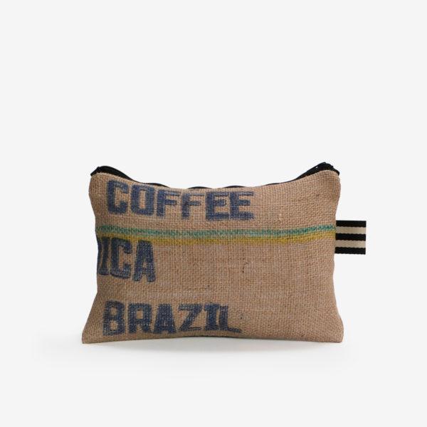 29 Trousse en toile de sac de transport de café