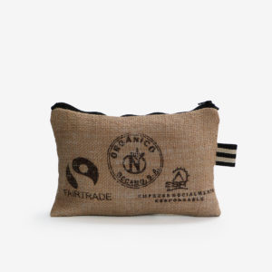 30 Trousse en toile de sac de transport de café