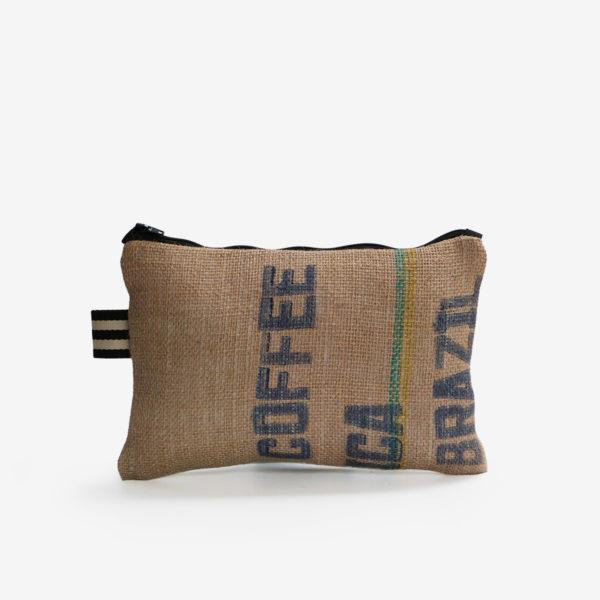 31dos Trousse en toile de sac de transport de café