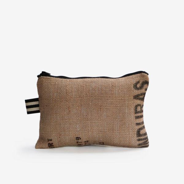 32dos Trousse en toile de sac de transport de café